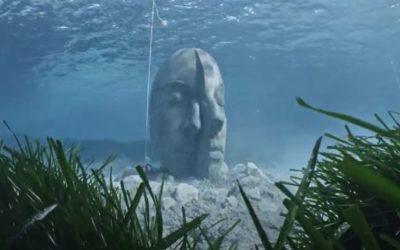 Écomusée sous-marin de Cannes par Jason deCaires Taylor